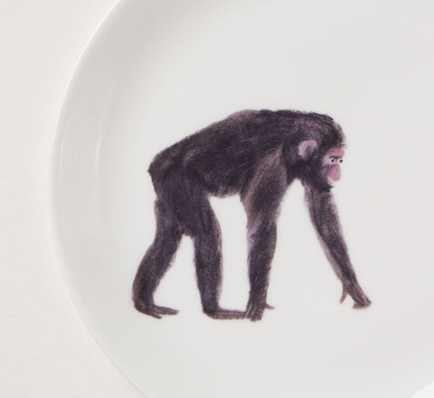 Monkey Plate, Holly Frean Alternate View