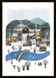 A Cotswold Christmas - A CultureLabel Exclusive, Clover Robin - CultureLabel - 1
