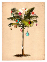Christmas Palm, Delphine Lebourgeois Alternate View