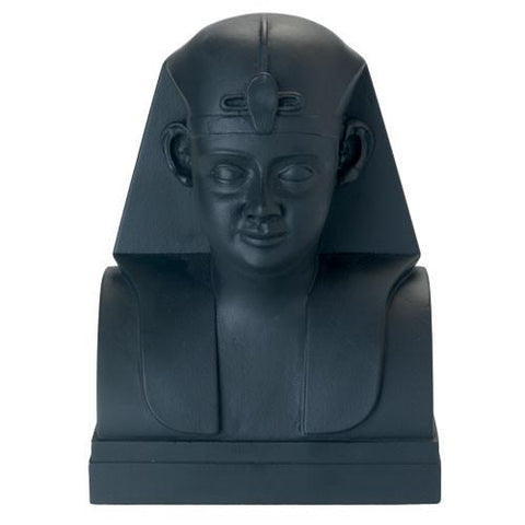 Egyptian King Bookend, The British Museum Alternate View