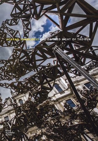 Conrad Shawcross: The Dappled Light of the Sun Book, Royal Academy of Arts