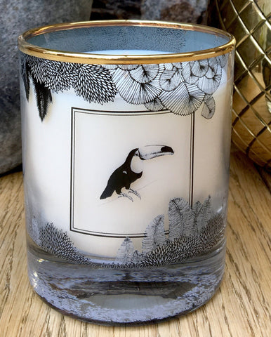 Scented Candle, Abi Overland Jersey