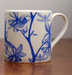 English Garden Mug Set, Camilla Meijer Alternate View