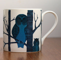 Owls Mug Set, Camilla Meijer Alternate View
