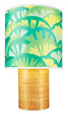 (Lamp shade- no stand) Parrot Lampshade, Chloe Croft - CultureLabel - 1