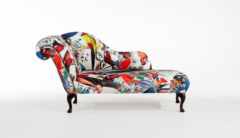 Langes Chaise Buttoned, Kristjana S Williams - CultureLabel - 1