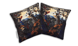 Pupura Vallis Cotton Cushion Cover, Kristjana S Williams - CultureLabel - 2