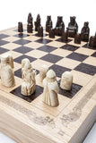 Lewis Chessman Chess Set - Deluxe Edition, National Museum of Scotland - CultureLabel