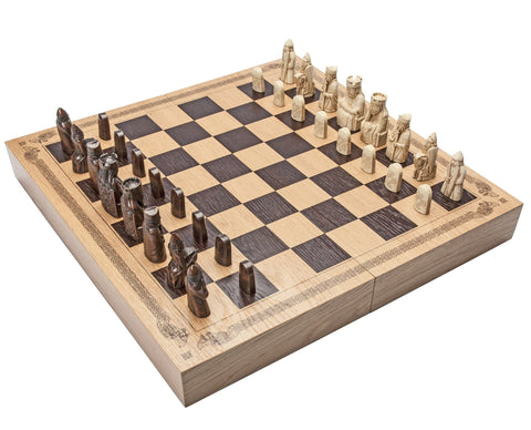 Lewis Chessman Chess Set - Deluxe Edition, National Museum of Scotland - CultureLabel - 1