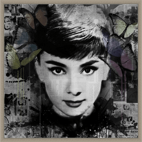 Audrey Hepburn - Ghost, VeeBee Alternate View