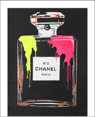 Neon Chanel No.5, Louis-Nicolas Darbon