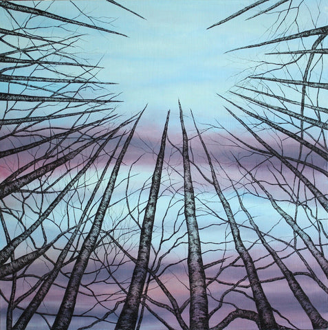Trees in the Sky #5: Hole in the Sky, Darragh Powell