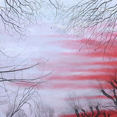Trees in the Sky #7: Last Day of Winter, Darragh Powell