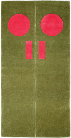Gary Hume Rug Door 2, Royal Academy of Arts - CultureLabel