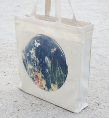 Ebony Tote Bag, Rosie Emerson