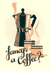 Fancy a Coffee?, Eliza Southwood