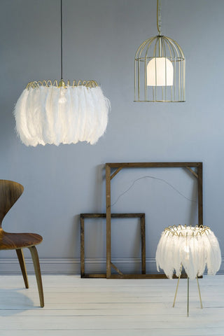Birdcage Pendant Lamp Alternate View