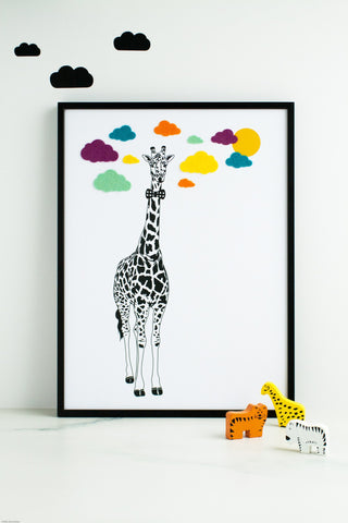 The Giant Giraffe, Hello Geronimo