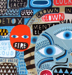 Love Out Loud, David Shillinglaw Alternate View