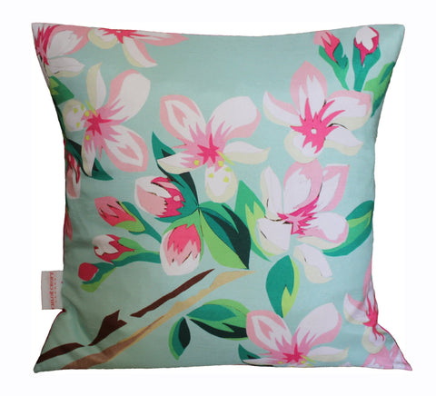 (Full view) Flowers Folly Cushion, Chloe Croft - CultureLabel - 1