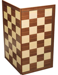 Folding Wooden Chess Board, National Museum of Scotland