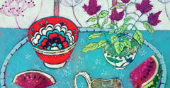 Elderberries and Watermelon, Emma Forrester Alternate View