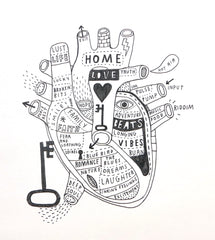 Heart, David Shillinglaw