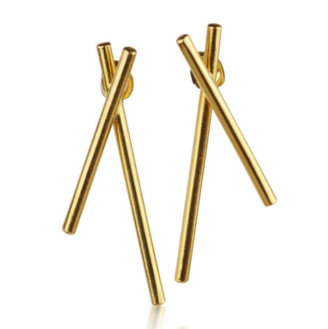 Hex Earrings, Marcia Vidal - CultureLabel