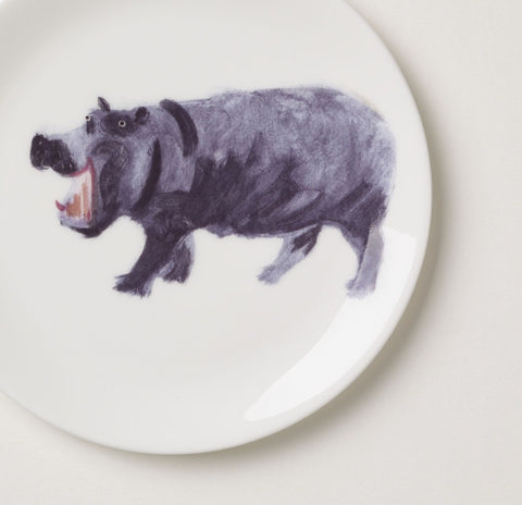 Hippo Plate, Holly Frean Alternate View