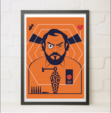 Directors Cut - Kubrick, Needle Design - CultureLabel