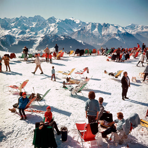 Verbier Vacation, Slim Aarons