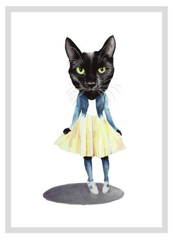 Cat Doll, Jimbobart - CultureLabel
