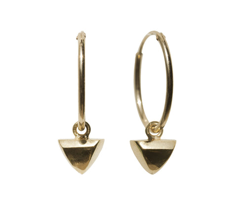 Ingot Earrings, Rosita Bonita