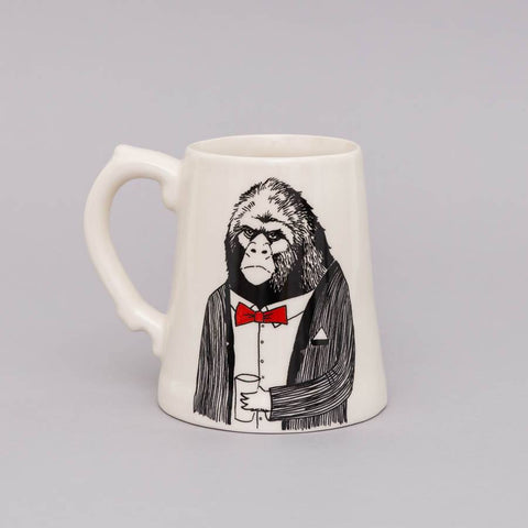 Mr Ape Beer Tankard, Jimbobart