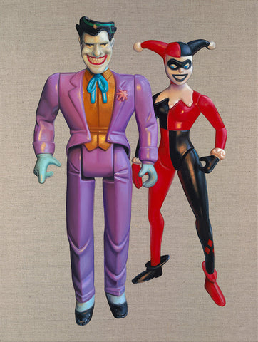 Joker and Harley Quinn, Joe Simpson - CultureLabel