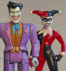Joker and Harley Quinn, Joe Simpson Alternate View