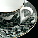 Neverland Teacup and Saucer, Abi Overland Jersey - CultureLabel - 4
