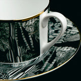 Wonderland Teacup and Saucer, Abi Overland Jersey - CultureLabel