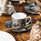 Wonderland Teacup and Saucer, Abi Overland Jersey - CultureLabel - 1