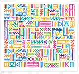 Multicolour Tribal, Kate Moross - CultureLabel