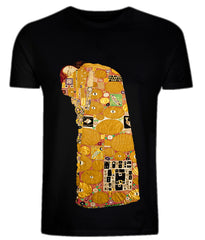 Gustav Klimt: Fulfilment (detail) T-Shirt