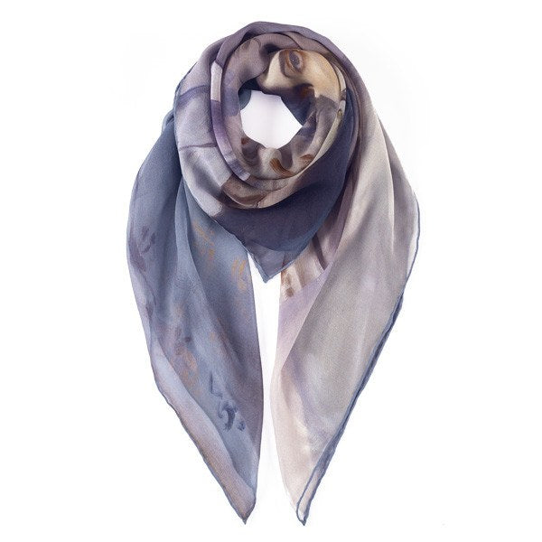 Lady Agnew of Lochnaw John Singer Sargent Square Silk Scarf - CultureLabel - 1