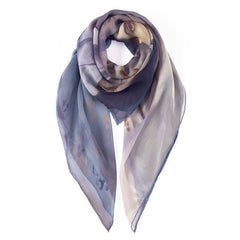 Lady Agnew of Lochnaw John Singer Sargent Square Silk Scarf