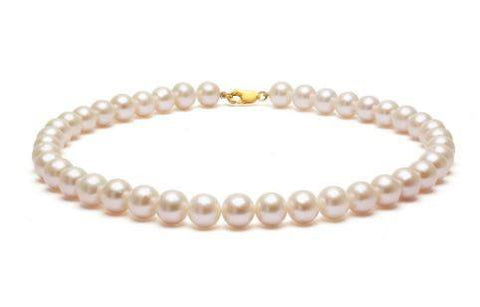 Classic Pearl Necklace, ORA Pearls