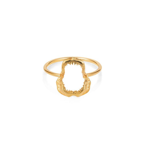 Shark Jawbone Ring, Lee Renée - CultureLabel - 1