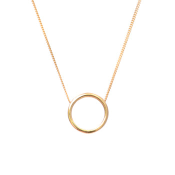 Halo Necklace, Lee Renee