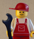 LEGO Handy Man, Joe Simpson - CultureLabel