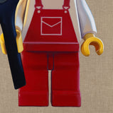LEGO Handy Man, Joe Simpson