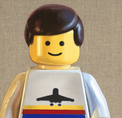 LEGO Pilot, Joe Simpson Alternate View
