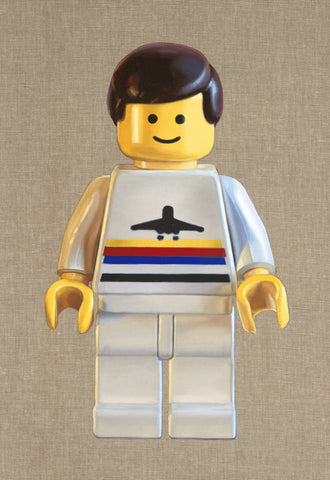 LEGO Pilot, Joe Simpson